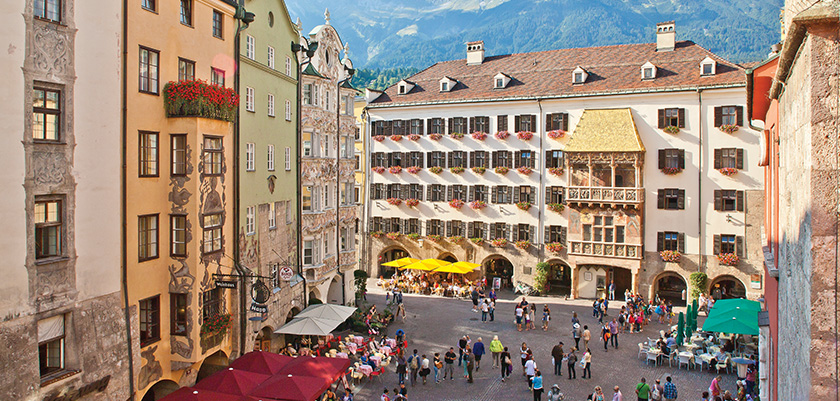 Centre of Innsbruck featuring the world-renowned 'Golden Roof'.jpg